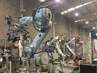 Celdas robotizadas