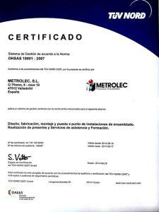 OHSAS-18001_METROLEC